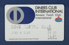 JOHNNY CASH DINERS CLUB CREDIT CARDS - Price Estimate: $100 - $200