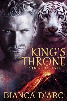 King's Throne (String of Fate, #2) by Bianca D'Arc