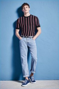 Amazing Vintage Summer Outfits Ideas That You Must Try Nowaday Estilo Hipster, Estilo Retro, Vintage Summer Outfits, Retro Outfits, Hipster Outfits, 90s Fashion, Korean Fashion, Retro Fashion Mens, Fashion Boots