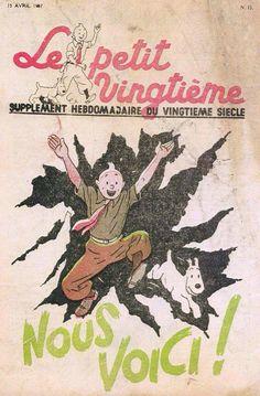 Tintin!