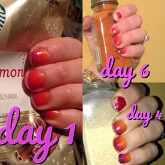 Take the 7 day #challenge. Your nail polish doesn't stand a chance against #jamberrynailwraps