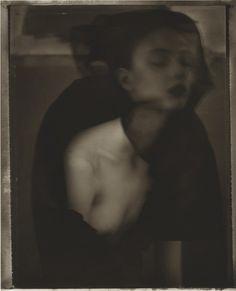 """Sarah Moon, """"Femme voilée II"""" (2011)"""