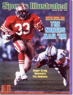 January 28, 1985 - The San Francisco 49ers, Superbowl XIX Champions.