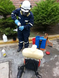 Personal calificado para su problema de plagas RPC: 841525528 RPM: #0110785 Nextel: 128*8862 Fijo: 2422918 www.feralrexfumigaciones.com