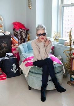 want her style. Linda Rodin