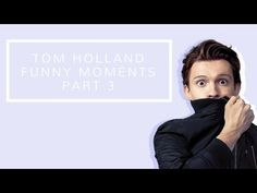 Marvel Trailers, Tom Holland, Funny Moments, Toms, The Incredibles, In This Moment, Avengers, Youtube, Marvel Comics