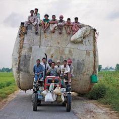 Farm Life, India !