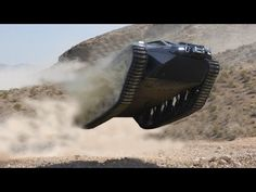 Ripsaw EV2 Super Tank Luxury Vehicle offical Desert footage rc adventure - YouTube