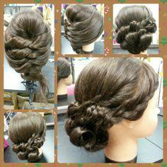 新娘髮型班 2 - 好好玩呀!