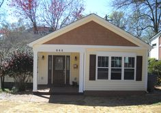 vinyl siding cottages - Google Search   Why couldn't we do our front elevation like this one?
