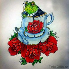 Tea toad by TashBandicoot