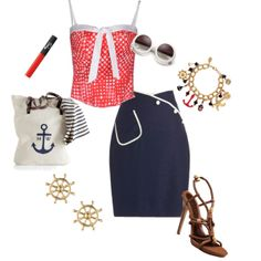 """""""Fair Winds"""" by rachael-phillips on Polyvore"""