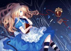 anime alice in wonderland - Tìm với Google