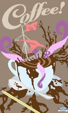 Coffee! / Coffee Art / Coffee Shop Stuff
