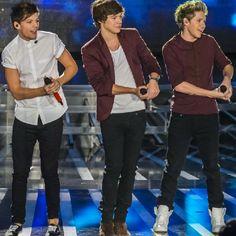 The row:)