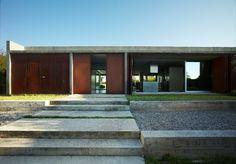 Eugeni Pons fotografía de arquitectura. Casa L'Armentera de Ivan Llach