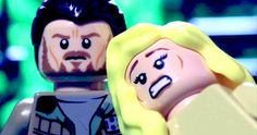 'Maggie' Lego Trailer Has Schwarzenegger in Stop Motion -- The trailer for Arnold Schwarzenegger's Zombie drama 'Maggie' gets the LEGO treatment before its release in theaters this Friday. -- http://movieweb.com/maggie-trailer-lego-arnold-schwarzenegger/