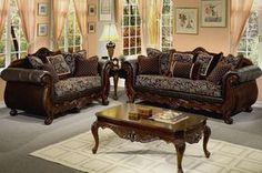 Rustic Wood Living Room Sofa Set | The Best Wood Furniture