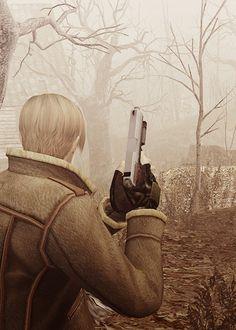 Leon Kennedy - Resident Evil 4