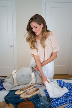 Packing For Wine Country - Gal Meets Glam- Everything you need to know for Packing for Napa or Sonoma Wine Country.