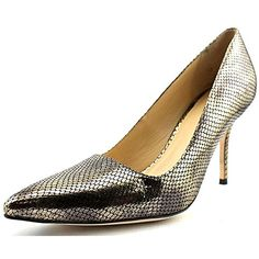 Cole Haan Bradshaw Pump85 Women US 9 Gold Heels ** Detailed information can be found by clicking on the image