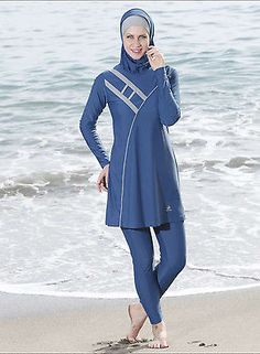 Our high end modest costumes are the best wears for women who like to boat, dive, and swim having their body covered to avoid skin burning. Also these are perfect swimwear for muslim, hindu, jewish wo