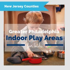 Indoor Play Areas from Union County New Jersey