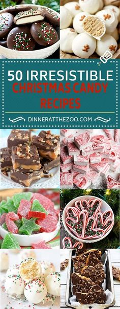 50 Irresistible Christmas Candy Recipes – Famous Last Words Xmas Food, Christmas Cooking, Christmas Desserts, Homemade Christmas Candy, Easy Christmas Candy Recipes, Christmas Foods, Christmas Drinks, Holiday Foods, Holiday Candy