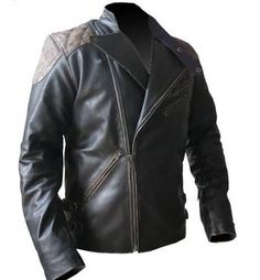 6575ff843e Reinforced Ride Vintage Distressed Brown with Skull Men s Biker Leather  Jacket at Amazon Men s Clothing store
