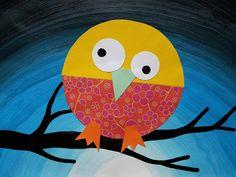 Amiscol: Bonne et chouette année ! Galette, Art Plastique, Tweety, Album, Nature, Fictional Characters, Nursery Class Decoration, Preschool Crafts, Magical Forest