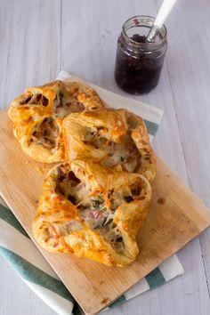ham-cheese puffs 1