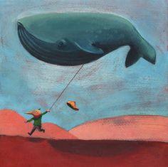 Pinocchio, Illustrators, Fairy Tales, Illustration Art, Quilts, Inspiration, Artist, Painting, Whales