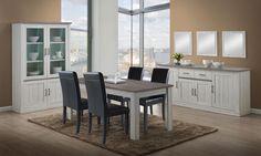 EMITAR - Cette magnifique salle à manger complètera votre intérieur en toute simplicité | Meubles Toff