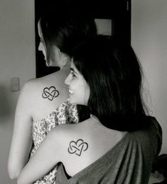 Mother daughter tattoos?