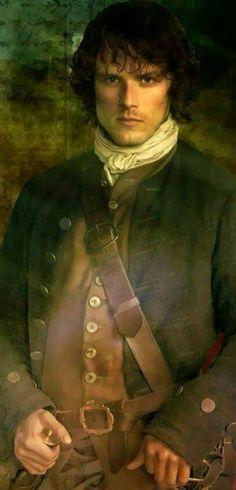 Sam Heughan, Scottish actor, b. 1980