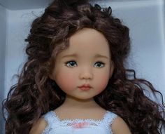 """Little Darling Doll by Dianna Effner 13"""" Vinyl Doll 