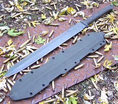 Marauder Short Sword by Gage Custom Knives