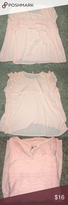 Red camel 2X Worn and washed once. Red Camel Tops Blouses