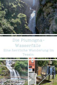 Eine wunderschöne Wanderung zu den Piumogna-Wasserfällen im Tessin in der Schweiz. #ticinomoments #Piumogna #Wandern #Schweiz