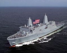 USS New York  It was built with 24,000 tons of scrap steel from the World Trade Center ..