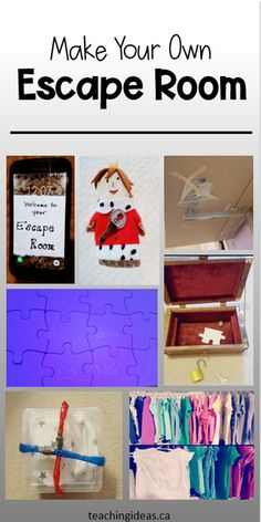 Ever wondering how to make an escape room? They are really easy! Use things you already have around your house to create one today! #howtomakeanescaperoom #howtomakeanescaperoomathome #escaperoom #escaperoomdiy #escaperoomforkids