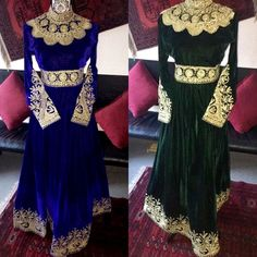Afghan Clothing ❤