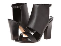 Steven Citty Black Leather - Zappos.com Free Shipping BOTH Ways