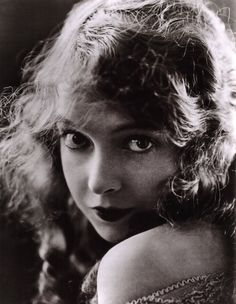 """I never approved of talkies. Silent movies were well on their way to developing an entirely new art form. It was not just pantomine, but something wonderfully expressive."" -Lillian Gish"