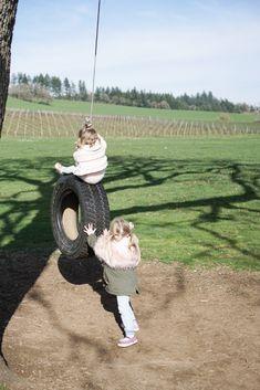 Kid friendly winerie