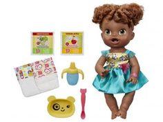 Boneca Baby Alive Hora de Comer - Hasbro