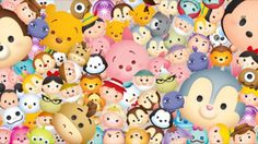 I'm so obssesd with tsumtsum