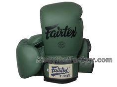 Fairtex Fairtex Muay Thai gloves - F-DAY for sale.  [FT-BGV11-FD]