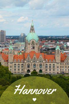 Hannover, meine Heimat