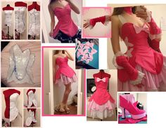 Nui Harime Cosplay WIP compilation by Hollitaima on deviantART